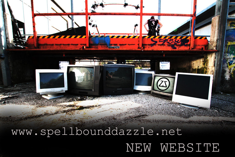 Spellbound Dazzle new website